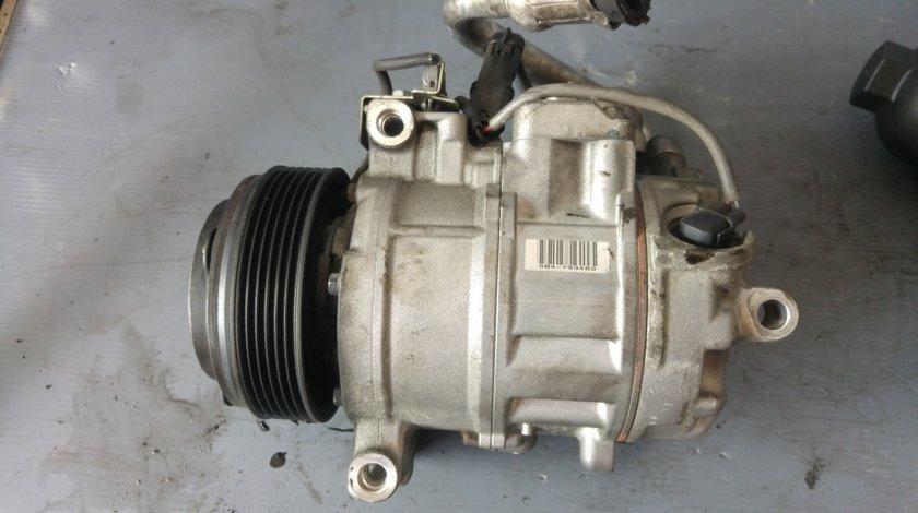 Compresor ac bmw seria 1 e81 e87 seria 3 e90 e91 2.0 tdi 2006-2011 64526987862-02 6452 6987862-02