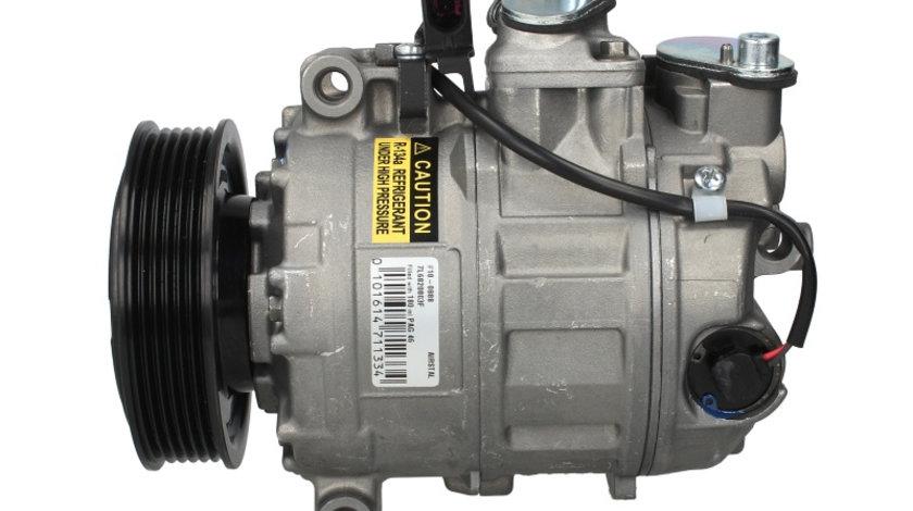 Compresor AC clima AUDI A8, Q7; PORSCHE CAYENNE; VW PHAETON, TOUAREG 3.0/3.0 d intre 2003-2018