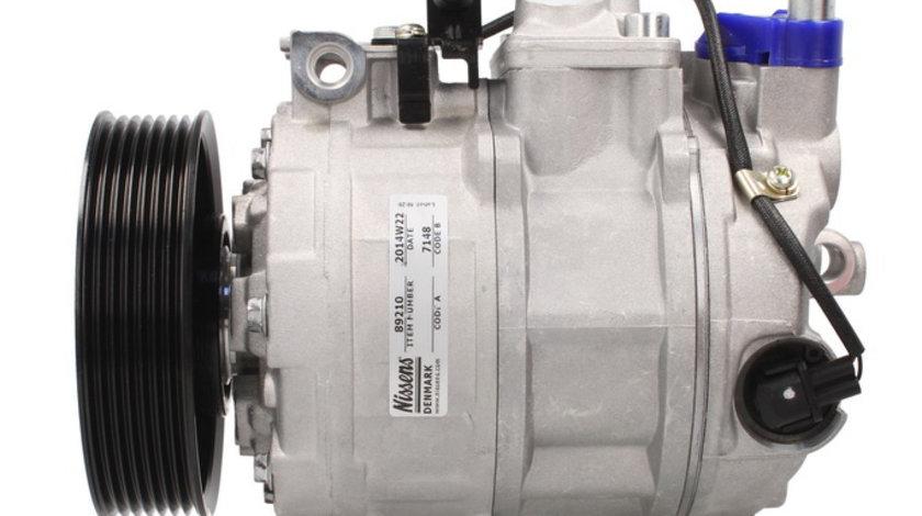 Compresor AC clima AUDI A8; VW PHAETON 3.0/3.7/4.2 intre 2002-2016
