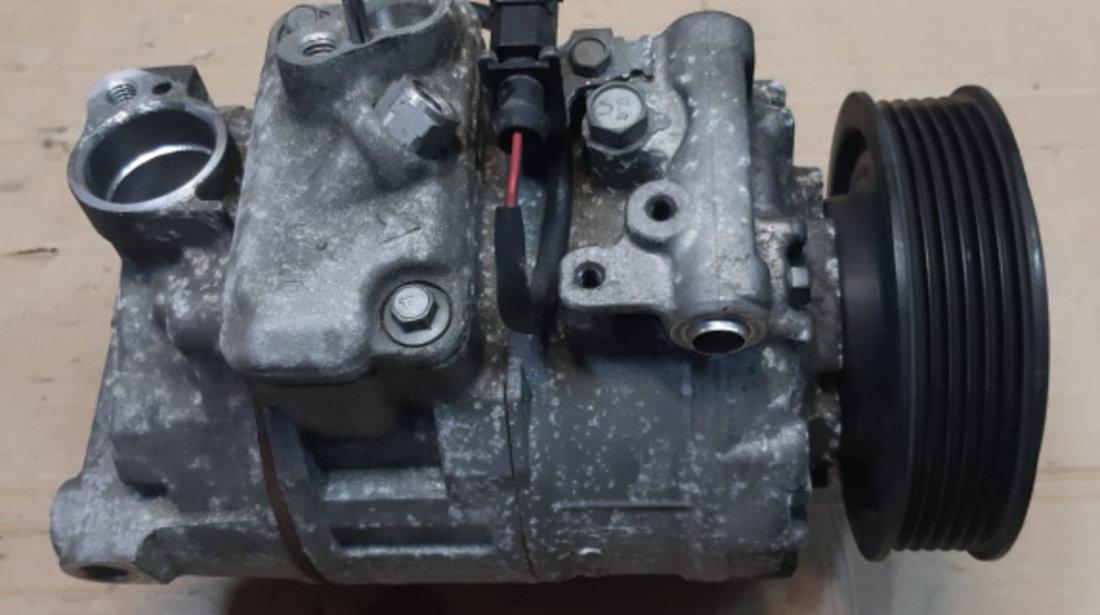 Compresor AC clima Audi Q7 3.0 TDI 2014
