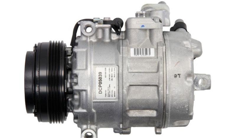Compresor AC clima BMW Seria 3 (E46), 5 (E39), 7 (E38), X3 (E83), Z8 (E52) 2.0-4.9 intre 1995-2011