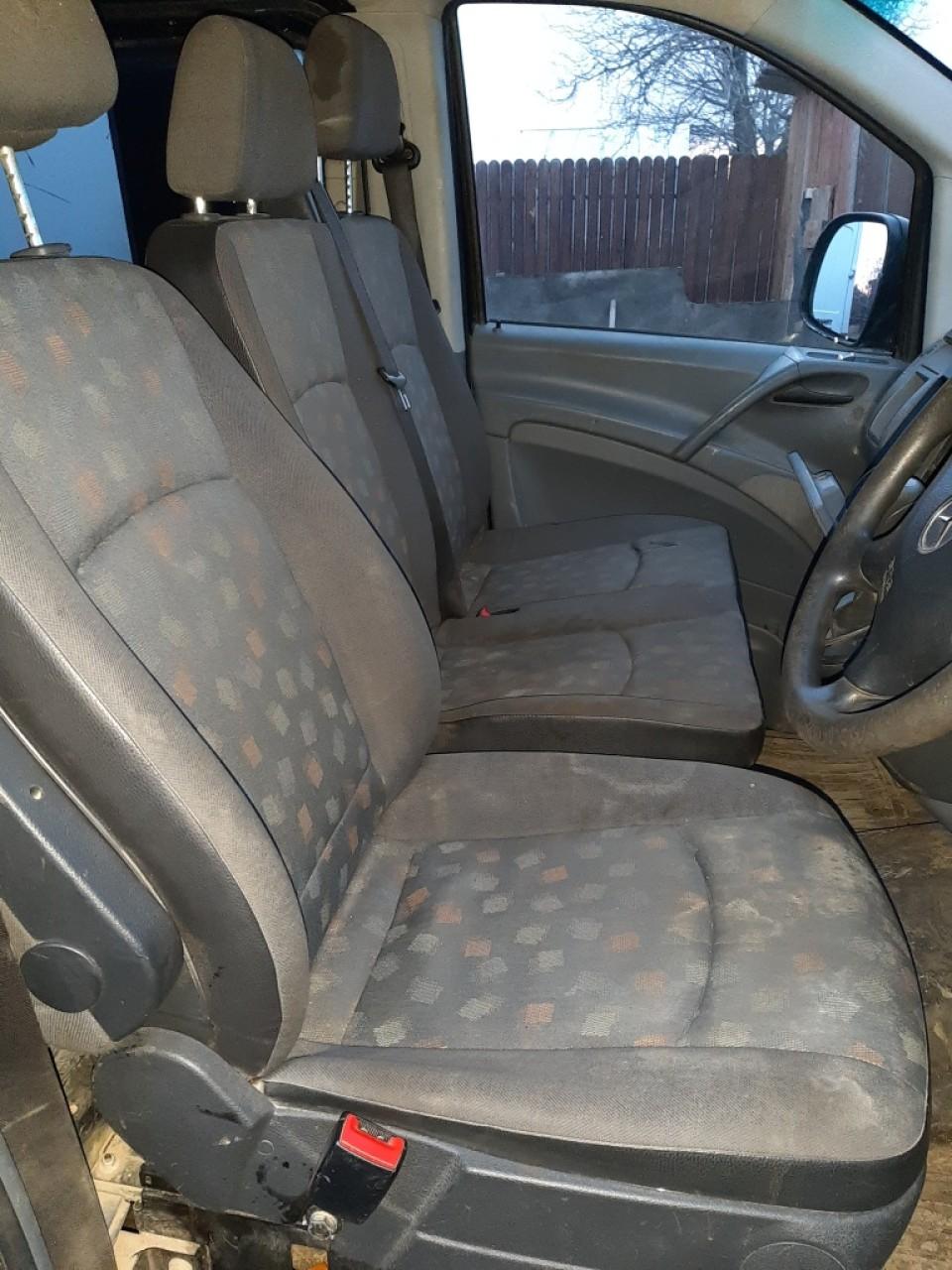 Compresor AC clima Mercedes VITO 2008 VAN 2987 CDI