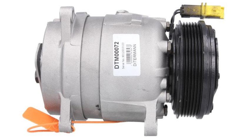 Compresor AC clima PEUGEOT 406 2.0 d/2.1D intre 1996-2004 cod intern: CI8299CD