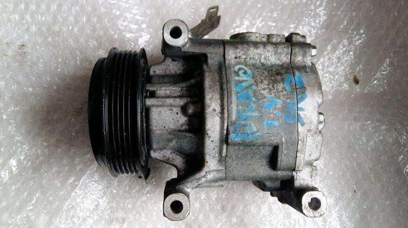 Compresor ac fiat stilo punto panda lancia ypsilon musa 1.2 i 1.4 i scsb06