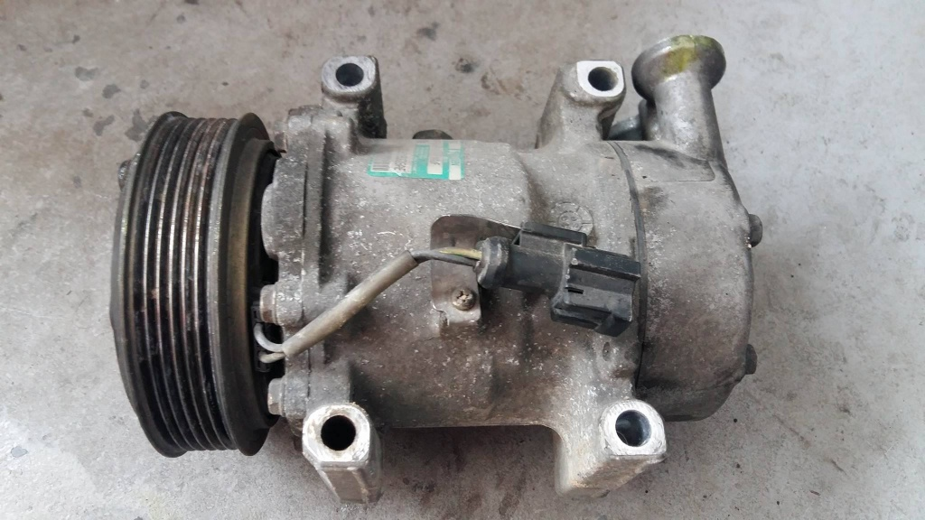 Compresor ac ford fiesta 4 fusion 1.4 tdci 2s6119d629ae