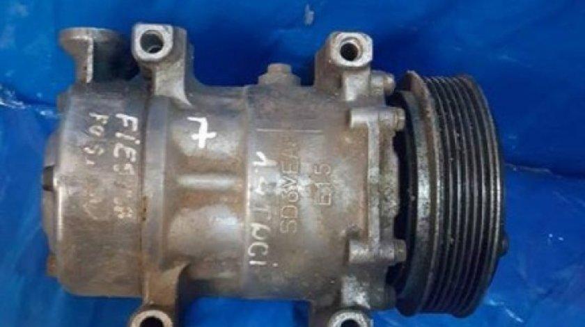 Compresor ac ford fiesta V 1.4 tdci cod 2S6119D629AE