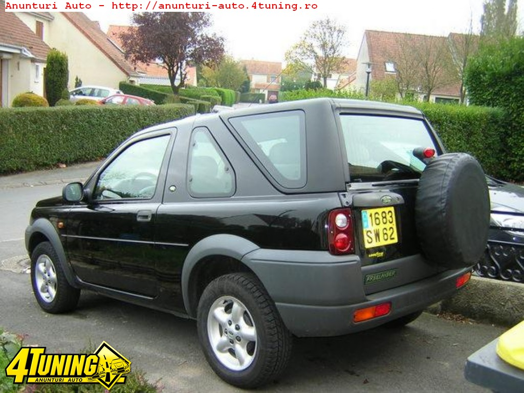 Compresor ac Land Rover Freelander an 2001