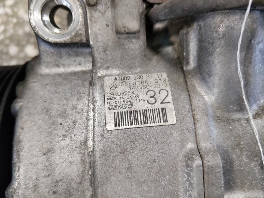 Compresor AC Mercedes A0022303211