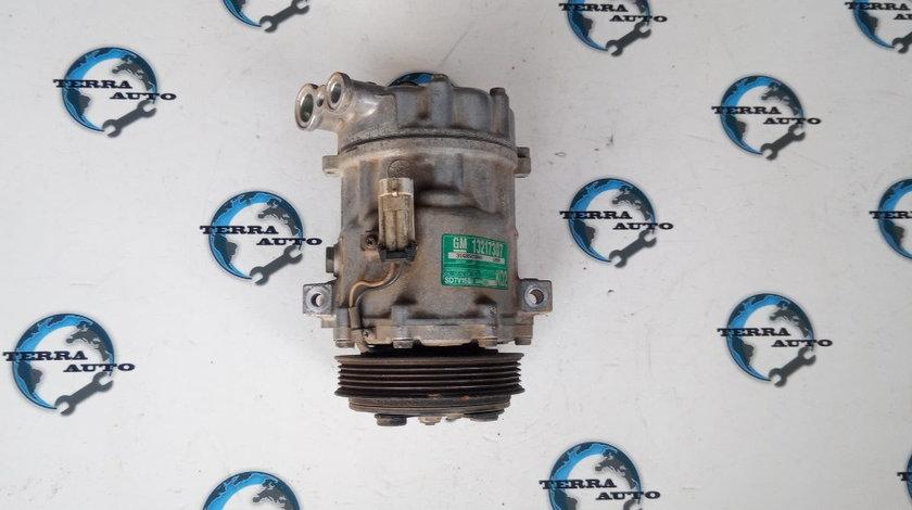 Compresor AC Opel Vectra C 1.8 16V 103 KW 140 CP cod motor Z18XER