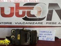 Compresor AC Opel Vectra cod 1024715118 model 1996 2002 1 6 16V