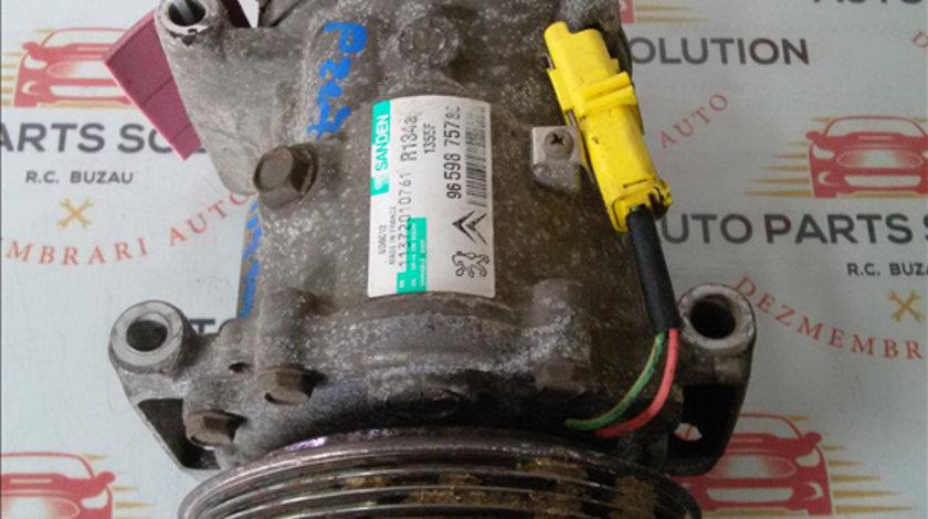 Compresor AC PEUGEOT 207 2007-2010