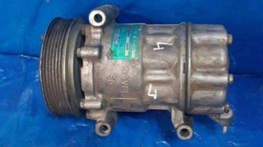 Compresor ac peugeot 307 1.6 hdi 9hx 90 cai cod 9655191580