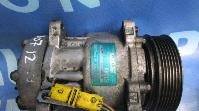 Compresor AC Peugeot 307 2.0hdi ; Sanden 9646416780