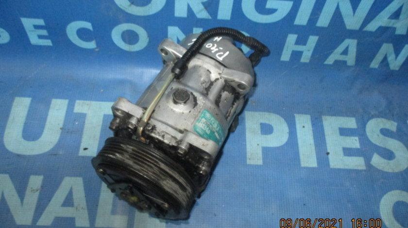 Compresor AC Peugeot 406 2.0 16v; 2849102062