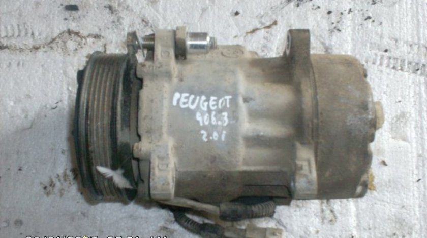 Compresor AC Peugeot 406