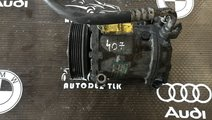 Compresor AC Peugeot 407 1.6HDI cod 96 565 726 80