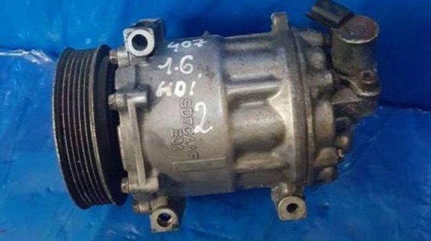 Compresor ac peugeot 407 2.0 hdi rhr cod 9656572680