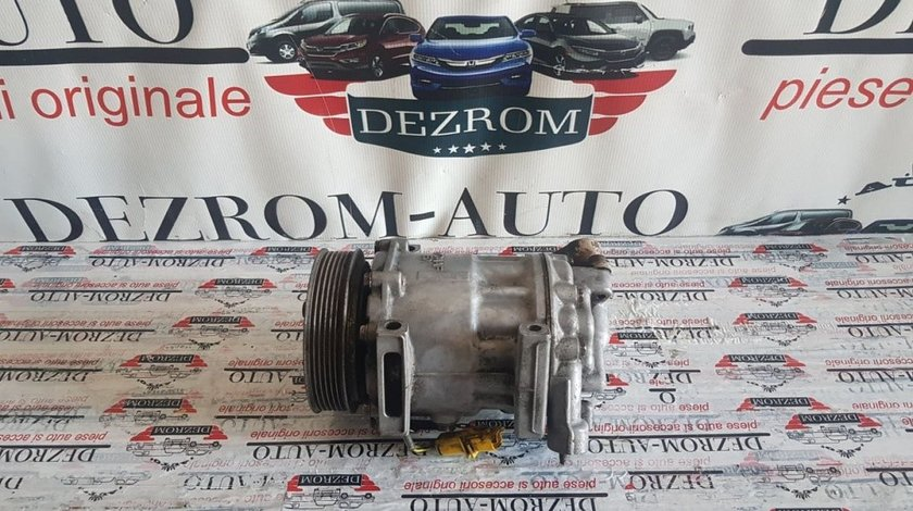 Compresor AC Peugeot 407 2.2 158cp 9648238480