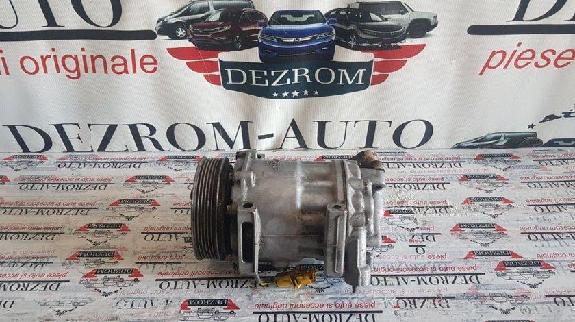 Compresor AC Peugeot 407 2.2 16v 163cp 9648238480