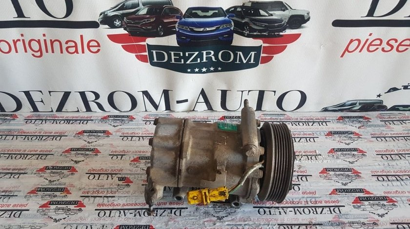 Compresor AC Peugeot Partner 1.6i 109cp 9655191580