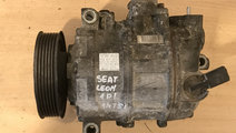 Compresor ac seata leon 1.4 tsi cod: 1K0820803J