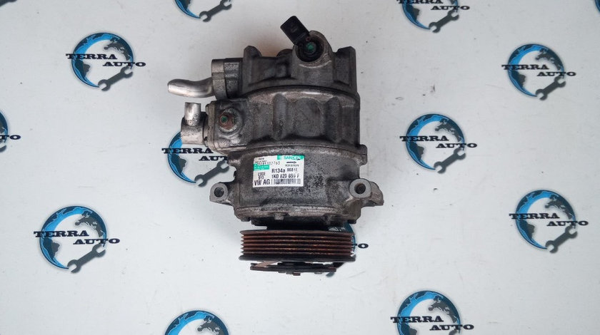 Compresor AC Skoda Octavia II 2.0 TDI 103 KW 140 CP cod motor BKD