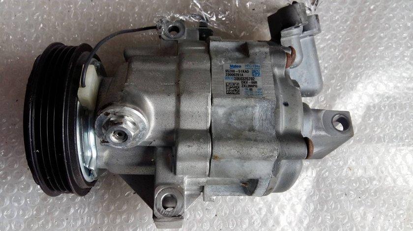 Compresor ac suzuki splash opel agila b 1.0 b 1.2 b 95200-51ka0