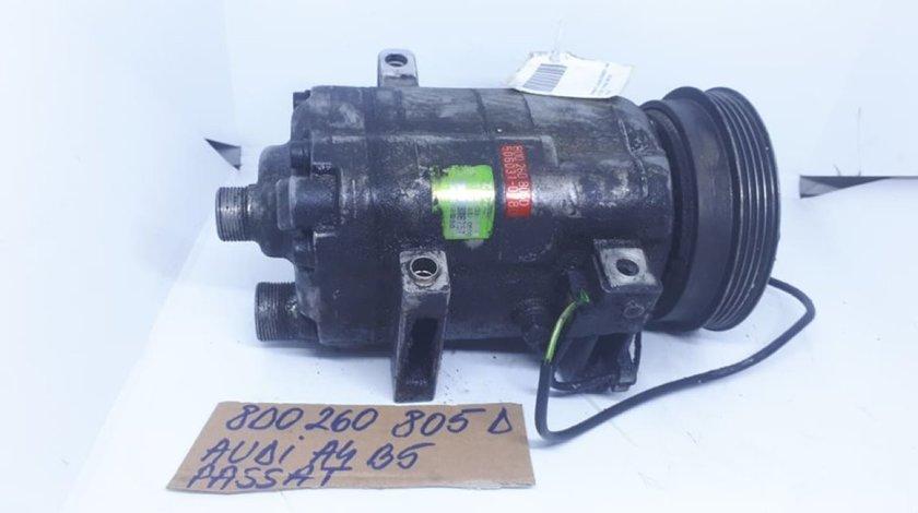 Compresor AC Volkswagen Passat 1.8T 20V 8D0260805D