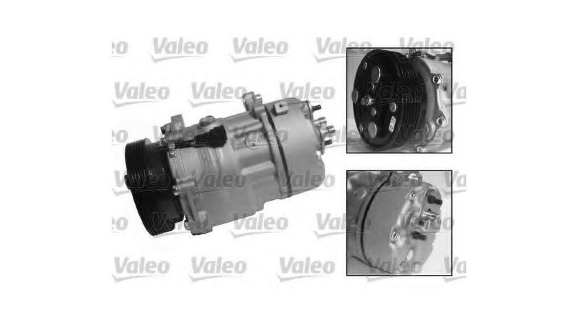 Compresor ac Volkswagen Sharan (1995-2010)[7M8,7M9,7M6] #3 0300K003