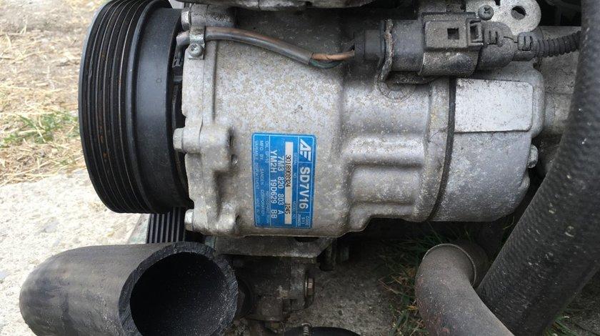 Compresor AC Volkswagen Sharan 2001-2007 1.9 TDI
