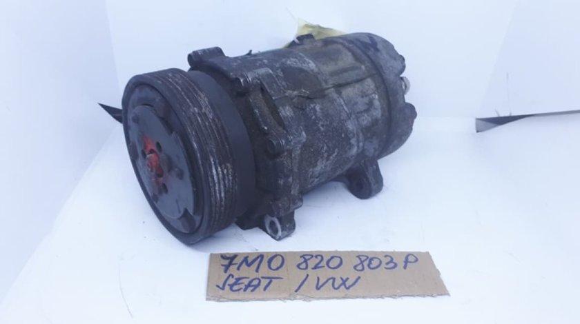 Compresor aer conditionat / clima Volkswagen / Seat 7M0820803P 1991-1997