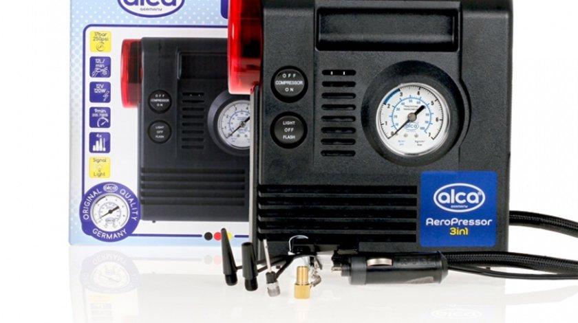 Compresor Auto Alca 3 In 1 233000