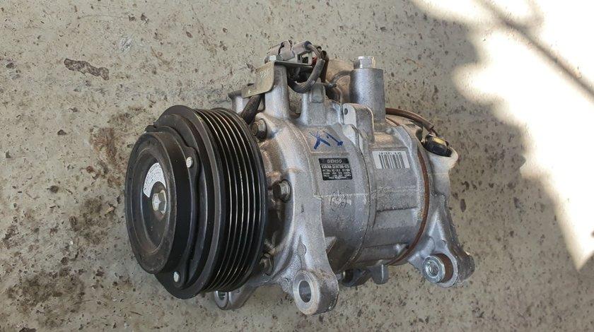 Compresor clima AC BMW X1 E84 2.0D 2010 2011 2012 2013 2014