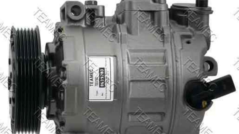 compresor clima aer conditionat AUDI A1 8X1 8XF TEAMEC 8629703