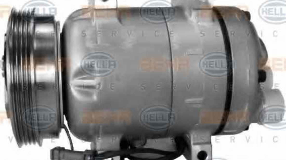 compresor clima aer conditionat AUDI A6 4B2 C5 HELLA 8FK 351 127-671