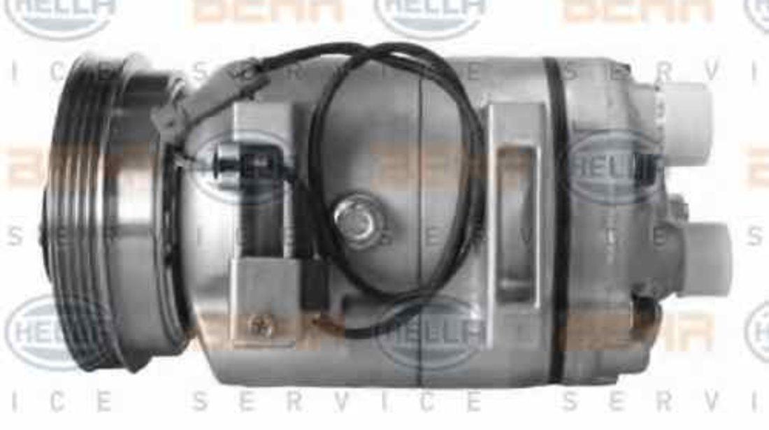 compresor clima aer conditionat AUDI A6 Avant 4B5 C5 HELLA 8FK 351 127-671