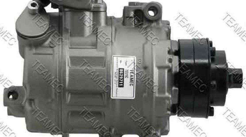 compresor clima aer conditionat AUDI A8 4E TEAMEC 8629711