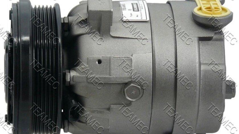 Compresor clima aer conditionat OPEL ASTRA F hatchback 53 54 58 59 Producator TEAMEC 8600048