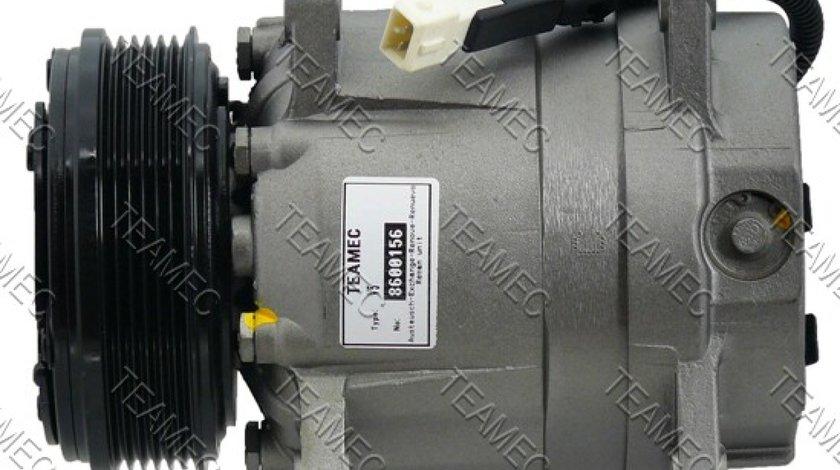 compresor clima aer conditionat PEUGEOT 406 Break 8E/F Producator TEAMEC 8600156