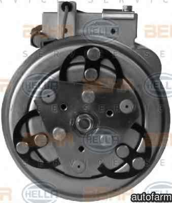 compresor clima aer conditionat VW PASSAT 3B2 HELLA 8FK 351 127-671