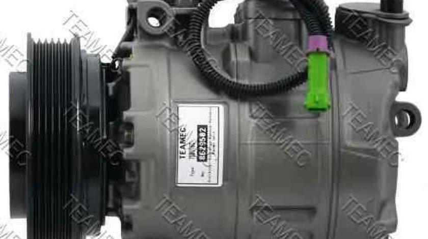 Compresor clima aer conditionat VW PASSAT 3B2 TEAMEC 8629502