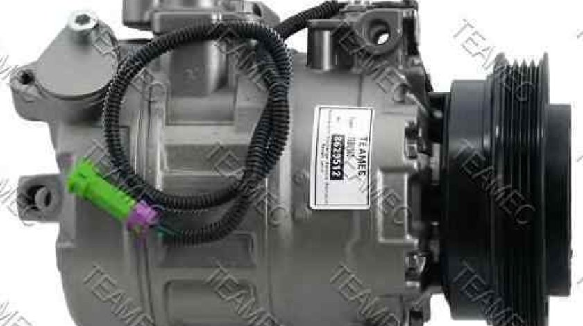 Compresor clima aer conditionat VW PASSAT 3B2 TEAMEC 8629512