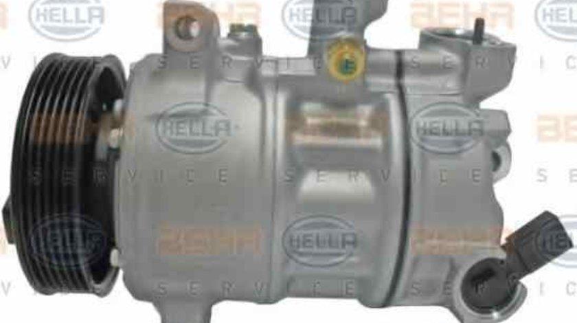 Compresor clima aer conditionat VW PASSAT CC 357 HELLA 8FK 351 135-421