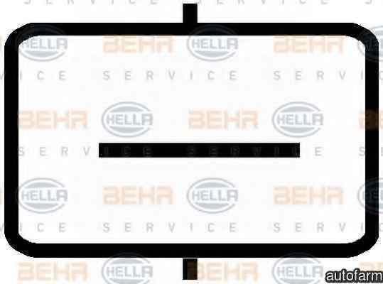 compresor clima aer conditionat VW PASSAT Variant 3B5 HELLA 8FK 351 127-671