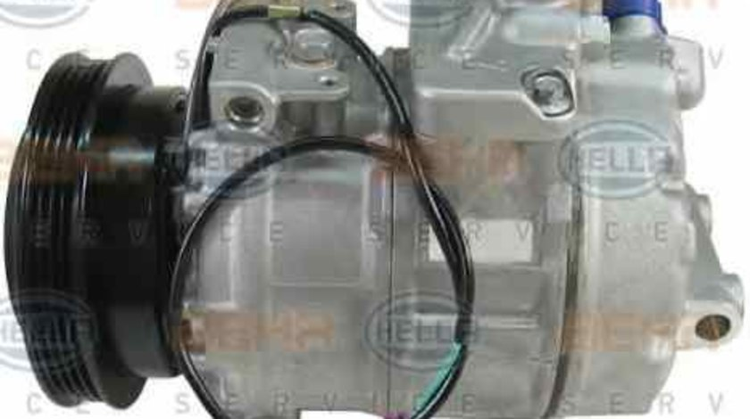 Compresor clima aer conditionat VW SVW PASSAT limuzina B5 HELLA 8FK 351 126-981