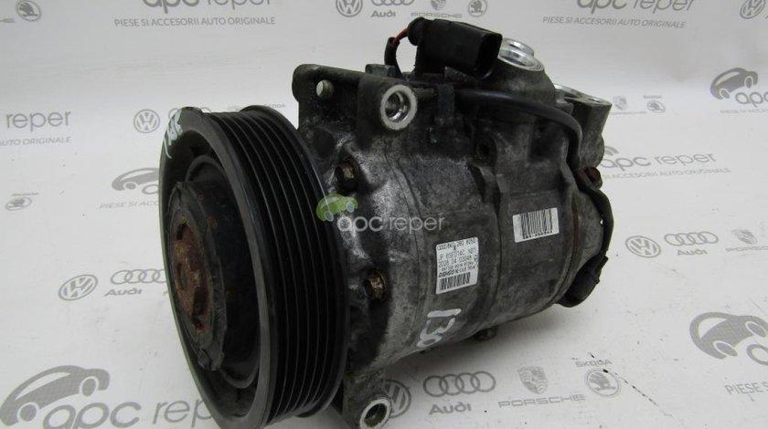 Compresor clima Audi A4 8K S4 b8 / A5 8T S5 / SQ5 3,0Tfsi 3,2Fsi V6 cod 8k0260805G