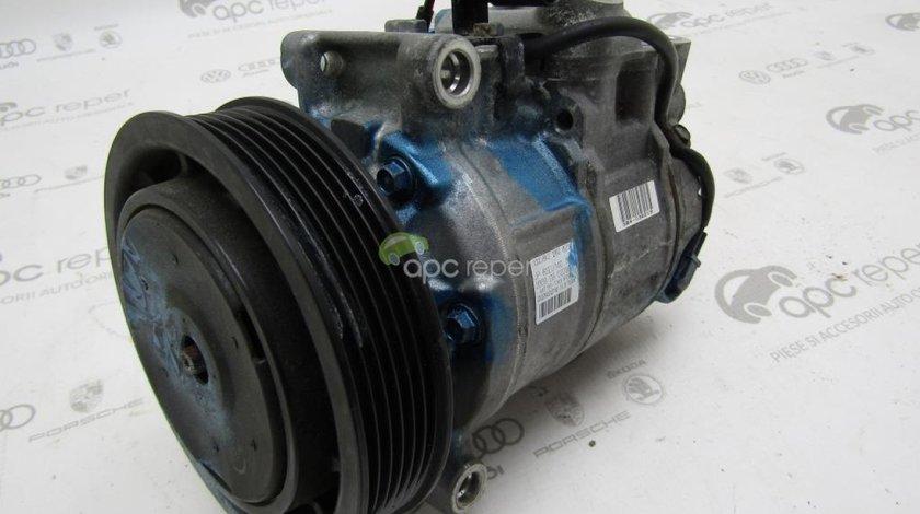 Compresor clima Audi A4 8K S4 b8 / A5 8T S5 / SQ5 3,0Tfsi 3,2Fsi V6 cod 8k0260805k