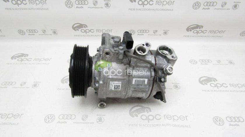 Compresor clima Audi A4 B8 8K / A5 8T / Q5 8R - 3.0 TDI - Cod: 8T0260805H