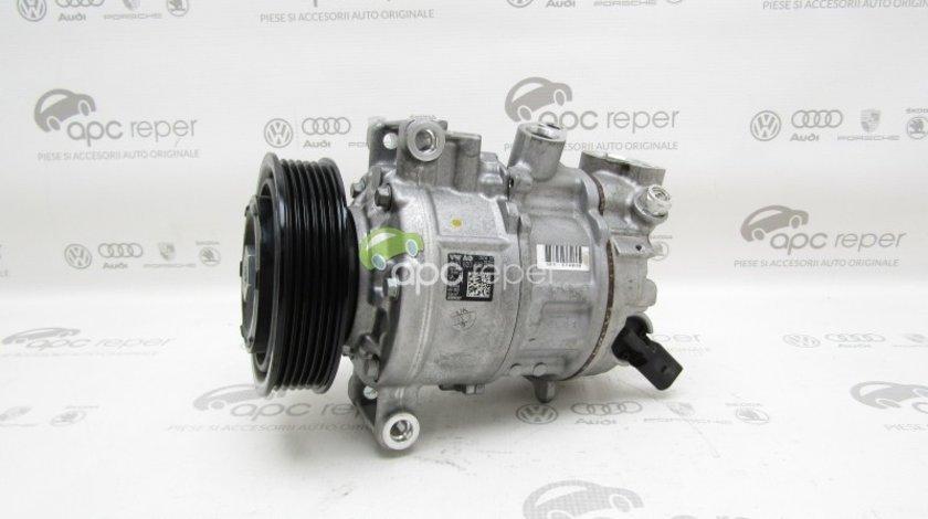 Compresor clima Audi A4 B9 8W / A5 F5 / A6 C7 4G / A7 4G / Q7/ Q8 / VW Touareg - Cod: 4M0820803