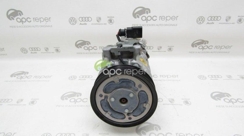 Compresor clima Audi A4 B9 8W / A5 F5 / A6 C7 4G / Q7 4M / Q8 - 3.0 TDI - Cod: 4M0816803L